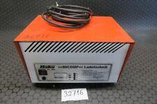 IDB Hako micomp E230G 2x24/7 B1-FM Charger Battery Charger Loader #32716