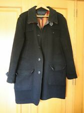 Navy Blue TOMMY HILFIGER Duffle Coat (TRENCA TRENKA). Very GOOD Condition!