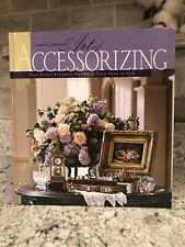 Home Interiors & Gifts Christi Carter's Art of Accessorizing Book~Euc~