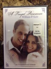A Royal Romance: William and Kate (DVD, 2011)NEW-AUTHENTIC US Release