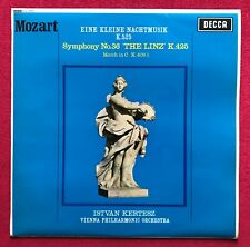 """SXL 6091 WBg KERTESZ / VPO - Eine Kleine Nachtmusik """"THE LINZ"""" superb"""