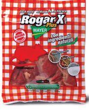Rogar x Plus Pasta fresca Esca Topi topicida Bromadiolone roditori Ratti gr 500