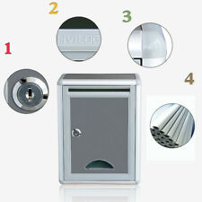 High Quality Modern Post box Rainproof Parcel Suggestion Boxes