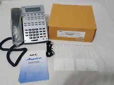 Nec 22b Hfdisp Aspirephone Bk New In Orginal Box