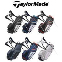 TAYLORMADE 2020 PRO SERIES PRO 8.0 DUAL STRAP GOLF STAND CARRY BAG