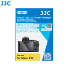 JJC 0.3mm 9H HD Ultra-thin Optical Tempered Glass Screen Protector for Nikon Z50