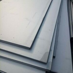 Stainless steel 304 HR. Hot Rolled. Laser cut quality. 5MM thick. Sheet/plate.