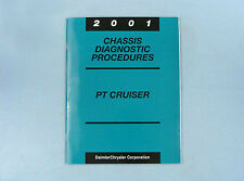 Chassis Diag. Proced., Teves Mark 20 ABS, 2001 Chrysler PT Cruiser, 81-699-99072