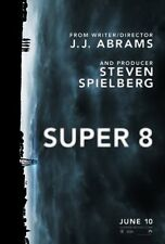 Super 8 Movie Poster 24x36in