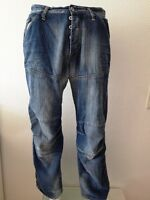 G-Star Original Raw 5620 Elwood Denim Herren Jeans Hose W31 L32 TOP!