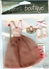"""Ballerina Princess"" Sticker Collage -Jolee's - EK Success"