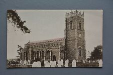 R&L Postcard: Holy Trinity Church Loddon Norfolk