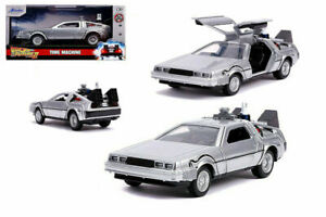 Back To The Future DELORIAN TIME MACHINE 1:32 Diecast Mint in Box EXPRESS POST