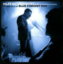 MILES DAVIS - COMPLETE LIVE AT THE BLUE CORONET 1969 NEW CD