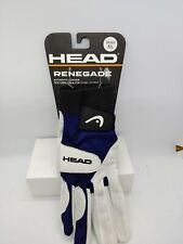 Head Leather Racquetball Glove - Renegade Extra Grip Breathable Mesh Glove - Xl