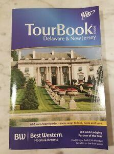 2019 AAA Tourbook (Delaware & New Jersey)