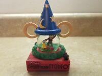 Disney Hollywood Studios Mickey Mouse Snow Globe Damaged