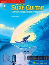 Best of Surf Guitar - A Breakdown of the Guitar Styles and Techniques 000695822