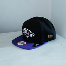 Baltimore Ravens 9FIFTY Adjustable NFL Cap - size small/medium