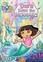 Dora The Explorer: Dora Saves The Mermaids [DVD], Good, DVD, FREE & Fast Deliver