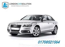 AUDI A4 1.8 TFSI CDHB 2008-2014 - Engine Supplied & Fitted