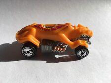 Vintage Diecast Mattel Hot Wheels 1983 Yellow Cat Panther Animal ? Loose