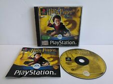 Jeu ps1 Harry potter et la chambre des secrets sony PlayStation one PS 1 Warner