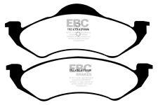 EBC Yellowstuff Front Brake Pads for Dodge (USA) Durango 3.9 (98 > 99)