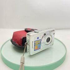 Sony DSC-W50 Cybershot 6 Megapixel Compact Camera in Silver Metal, TESTED #544