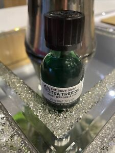 BODY SHOP Tea Tree Oil 20ml (used Once)
