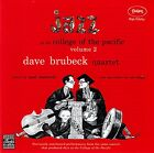 DAVE BRUBECK QUARTET : JAZZ AT THE COLLEGE OF THE PACIFIC, VOL. 2 / CD