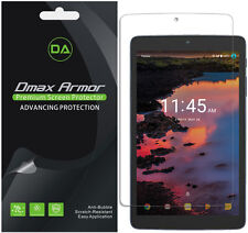 [3-Pack] Dmax Armor HD Clear Screen Protector For Alcatel A30 Tablet 8""