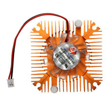 DC 12V LED LIGHT COOLING COOLER HEATSINK WITH FAN FOR 5W10W HIGH POWER