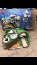 THUNDERBIRDS TRACY ISLAND ELECTRONIC PLAYSET BY CARLTON WITH BOX