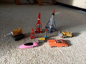 Thunderbirds models