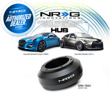 NRG STEERING WHEEL HUB ADAPTER FIT HYUNDAI GENIESIS 2008-2016+RESISTORS SRK-165H