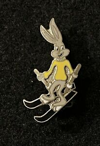 Bugs Bunny W// Carrot Enamel lapel Pin Gift Creations Inc