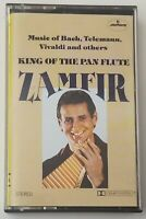 Zamfir Cassette King of the Pan Flute 1980 Mercury Tape
