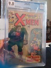 X-Men #40 CGC 9.0