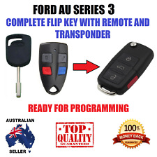 FORD AU3 FALCON FAIRMONT FPV XR6 XR8 REMOTE FLIP KEY 1999 - 2002 SERIES 3