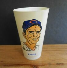 1973 7-11 Slurpee Cup GAYLORD PERRY Cleveland Indians 7 Eleven NM
