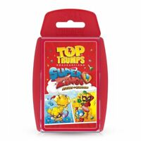 5036905040013 Card game Top Trumps Super Zings winning moves