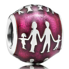 PANDORA Element 791399 EN62 Familie Family Silber Bead