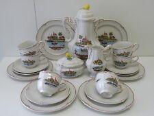 Seltenes Rosenthal Kaffeeservice für 6 Personen, Keramik !!!!