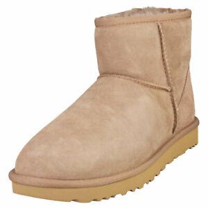 UGG Classic Mini Ii Womens Caribou Classic Boots - 8 US