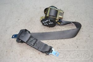 Renault Scenic 2 II Seat Belt Left Rear Belt Tensioner 8200309237