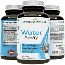 Natural Diuretic Supplement with Dandelion - Reduces Water Retention & Weight