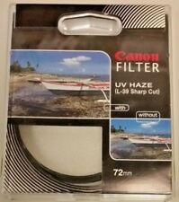 CANON UV Haze Filter Protector 72 mm