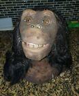 Wowwee Chimpanzee Alive Animatronics Chimpanzee Bust Model 9001b