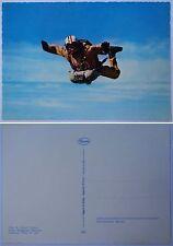 """Cartolina """"PARA' FOLGORE - VISTA TECNICA A CADUTA LIBERA T.C.L. """"- Anni '70/'80"""